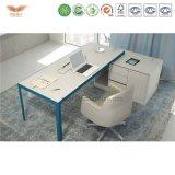 Уникально стол компьютера соучастника офиса стола офиса самомоднейшим используемый столом