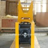 18-26ton掘削機のためのSb81 Chisleの直径140mmの油圧ブレーカ