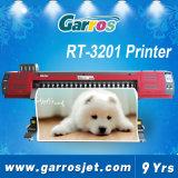 принтер прокладчика стикера винила большого формата Dx5 3.2m головной