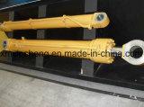 幼虫E320アームシリンダー、ブームシリンダー、掘削機の機械装置部品のためのバケツシリンダー
