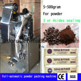 Grande Vertical Powder Packing Machine con Four Side Sealing Pouch