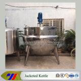 El tanque de la cocción al vapor hecho del acero inoxidable