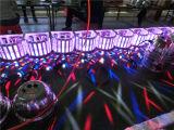 LEIDENE van PCs Sale4 van Guangzhou Lichten van het Hete 3W de Eindeloze Effect van het Zwaard