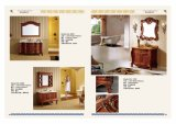 Orlean-Rosenholz-Badezimmer-Schrank sehr Populized