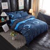 2018新しいデザインによって印刷されるポリエステル寝具