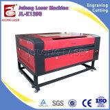 Preço competitivo Leatheret Couro gravura a laser e o preço da máquina de corte