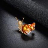 حيوانيّ [بروون] لون كوريا نمو مجوهرات نساء دبوس الزينة
