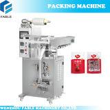Becherkette-Halb-Selbstverpackmaschine-/Jujube-Beutel-Verpackmaschine-manuelle Plombe