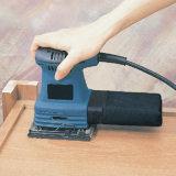 300W 93X185mmの電気仕上げの携帯用研摩機の乾式壁の電気Dectricの研摩機