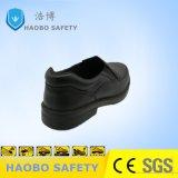 Тисненые верхних стальную пластину из натуральной кожи крупного рогатого скота обувь