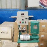 Kingoroの速販売の縦のリングは木製の餌機械を停止する