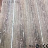 Plancher sain durable imperméable à l'eau de vinyle de PVC de Lvt de cliquetis de couplage