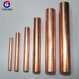 Tubo cuadrado de bronce