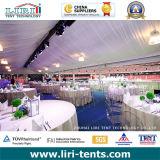 Capienza 1000 Luxury Tent per Catering Tent con Glass Wall