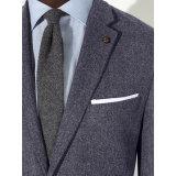 OEM Dernière conception adaptées à la mode masculine Blazer
