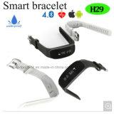 심박수 감시 (H29)를 가진 Bluetooth 가장 새로운 지능적인 팔찌