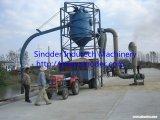 Транспортер зерна сильной силы пневматический, транспортер пшеницы воздуха