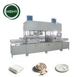 El papel de bagazo Plup Hghy máquina de hacer las placas de concha