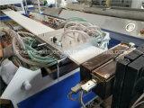 Linha de produção Integrated da placa de painel da parede da fibra de bambu do PVC