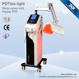Les plus populaires du matériel de soins de la peau de lumière Bio et le PDT la beauté de la machine
