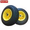 16 인치 바닷가 손수레를 위한 압축 공기를 넣은 고무 타이어 배 트레일러 바퀴