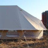 tente de Bell de luxe extérieure d'empereur de toile de 6X4m Glamping