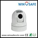 防水手段HDの携帯用険しいドームIRのカメラの夜間視界の機密保護PTZのカメラ