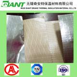 Soudure à chaud du papier d'aluminium Papier d'emballage de canevas bi-directionnel pour Rockwool