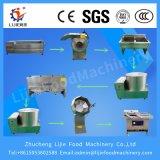Petite capacité, les croustilles de friture Croustilles de friture semi-automatique de la machine La machine