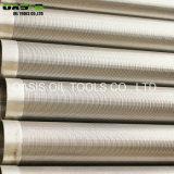 10 3/4 pol polegada 750psi o aço inoxidável 304L de água Telas de Filtro