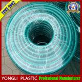 Doigt vert 1/2 pouce de jardinage en PVC flexible avec des accessoires en laiton