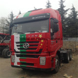 Hongyan Iveco Genlyon 6X4 Traktor-Kopf-LKW für Verkauf