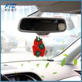 Kundenspezifisches Luftauslass-Papier-Erfrischungsmittel Soem-Papierauto-Luft-Erfrischungsmittel