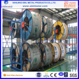 Grande crémaillère chinoise d'enrouleur de câbles en métal de marque avec la qualité