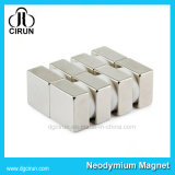 Del blocco forte Neodyium magnete su ordinazione di figura N35 per il mulino a vento