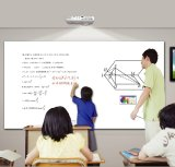Lo schermo attivabile al tatto di Whiteboard per Education90inch per l'aula