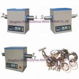 CD-1700g de Oven van de Buis van het Laboratorium met Alumina Buis