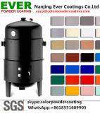 黒いカラーマットの屋外の反酸化ポリエステル粉のコーティング