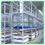 Heavy Duty laminage multicouche de l'acier galvanisé d'entrepôt pour la palette de rack