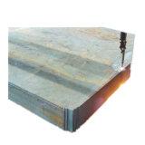 El 09cup la hoja de acero Corten la placa de acero resistente al desgaste