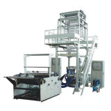 Sac messager haute efficacité Double-Layer Co-Extrusion machine de soufflage de film