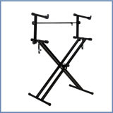 Double X Keyboard Stand for Wholesale