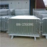 Barrera galvanizada sumergida caliente del control de muchedumbre para el uso de Muti
