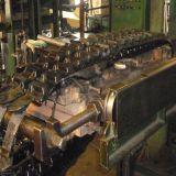 rasto de borracha (510X101.6X51) para grande utilização da máquina