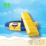 夏のプール水トランポリンの膨脹可能な跳躍のスポーツのゲーム