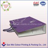Sac à provisions en papier, imprimé personnalisé imprimé, impression artisanale