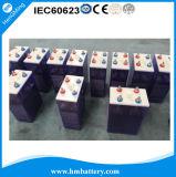 Batteria al ferro-nichel 1.2V 700ah di qualità militare per il sistema solare