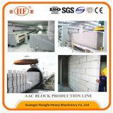 Ladrillo aireado la producción de máquinas, construcción y maquinaria de construcción