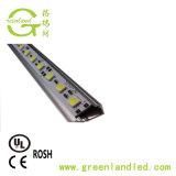 高く明るい3年の保証SMD 12V 24V IP65 LEDの堅いストリップ