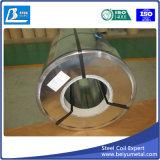 Tôle d'acier enduite de plein zinc dur dans la bobine